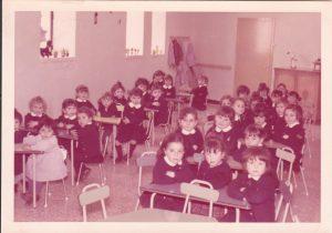 Primer aula de niñas
